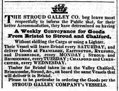 (Glos Chron 28 Dec 1833)